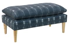 Eva Pillow-Top Bench