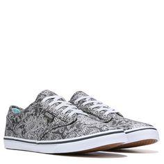 Vans Atwood Low Sneaker Ashphalt/ Silver