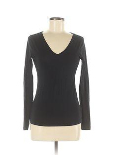 Gap Long Sleeve T Shirt Size: Medium Tops - used. Gap Women, T Shirts For Women, Clothes For Women, Long Sleeve, Sleeves, Black, Tops, Clothing, Ebay