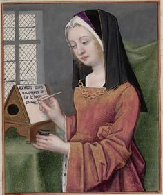 Helen -- Huntington Library Ms HM 60, f°88v