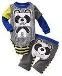 Gwen Stefani Harajuku Mini children's panda  clothes at Target.com  July  2013