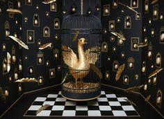 """다음 @Behance 프로젝트 확인: """"The Golden Goose"""" https://www.behance.net/gallery/31848971/The-Golden-Goose"""