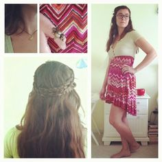 #OOTD | Wear A Dress Wednesday!  @hoosiergirl1987 @thedressdare #thedressdare #wearadresswednesday