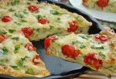 Кабачковая пицца — очень просто и невероятно вкусно! Кабачковая пицца – это своего рода овощная запеканка, только невероятно нежная и сочная.