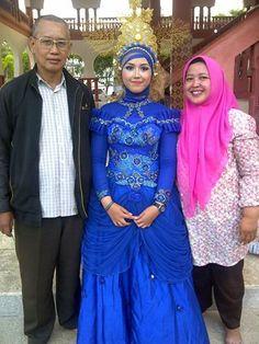 w/ my beloved parents again