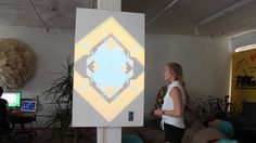 Coin Slot + Projection Prototype - Red Paper Heart - 2014  http://www.redpaperheart.com/