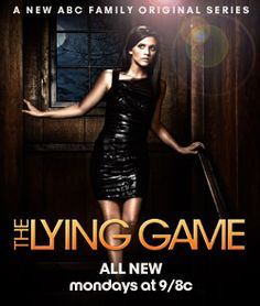 the lying game. ABC FAMILY      Go Anna Clare....can't wait to see your episodes!!!!!    Love my actress!