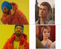 life is strange Amber Price, Life Is Strange 3, Chloe Price, Detroit Become Human, Cool Photos, Cool Pictures, Weird Art, Awkward Moments, Fanart