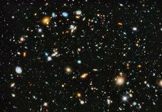 Hubble Ultra Deep Field 2014 - Astronomers using NASA's Hubble Space Telescope have assembled a comprehensive picture of the evolving universe — among the most colorful deep space images ever captured by the telescope. - Image Credit: NASA, ESA et al