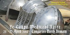 Ye Taupo Medieval Faire 2014: Gallery (Facebook page): https://www.facebook.com/NZMedievalFaire