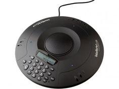 Telefone com Fio Intelbras Conference - c/Identificador de Chamadas