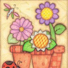 Imagenes Para diseñar COUNTRY - Pilar - Álbumes web de Picasa Arte Country, Pintura Country, Country Crafts, Estilo Country, Country Style, Decoupage Vintage, Decoupage Paper, Applique Patterns, Craft Patterns