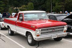 1968 Ford truck   1968 Ford F-100 Ranger Styleside pickup   Flickr - Photo Sharing!