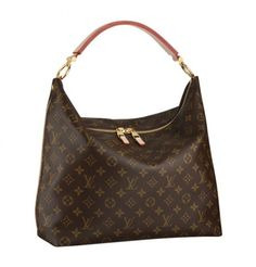 Louis Vuitton Monogram Canvas Sully MM, will be my birthday present from Thad. Louis Vuitton Taschen, Louis Vuitton Online, Louis Vuitton Wallet, Vuitton Bag, Louis Vuitton Handbags, Louis Vuitton Monogram, Lv Handbags, Sully, Fashion Bags