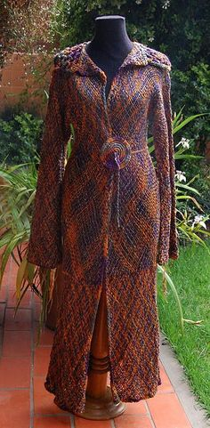 Tapado Tapas, Braids With Weave, Hand Weaving, Textiles, Coat, Jackets, Clothes, Collection, Weight Loss