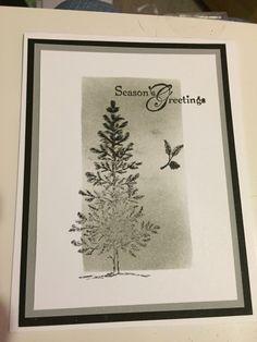 Christmas Card - Deb Furnans - Stampin' Up