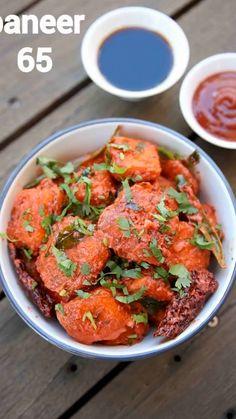 Pakora Recipes, Paneer Recipes, Veg Recipes, Spicy Recipes, Curry Recipes, Cooking Recipes, Chicken Recipes, Paneer Fry Recipe, Chaat Recipe