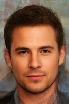 every male lead from nicholas sparks movies combined... yes please!
