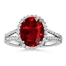 Another Ruby and Diamond Ring---because I have ten fingers :)