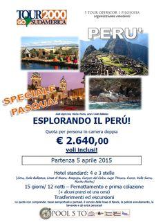 Pasqua in Perù!!! Offerta Last Minute!