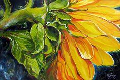 """Sunflower Sun Petals"" par Marcia Baldwin"