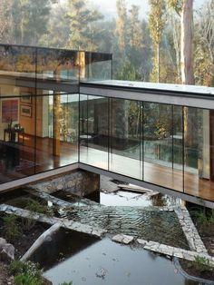 Nico van der Meulen Glass House