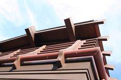 architecture detail. craftsman.