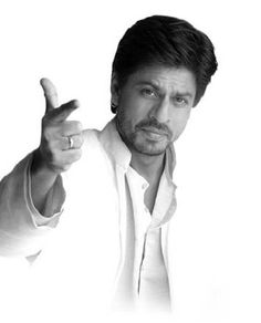 Shahrukh Khan is that rare piece of magic that can be seen with the eyes.