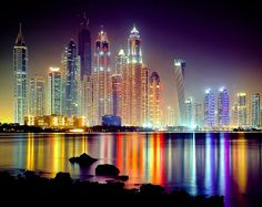 Dubai Nights, United Arab Emirates