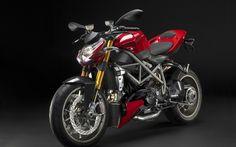 Ducati Hd Car Streetfighter