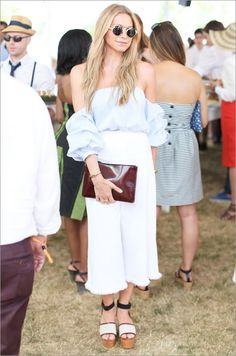 Jennifer Fisher. 8th Annual Veuve Clicquot Polo Classic.