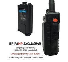 Baofeng BF-F8HP Radio Exclusive