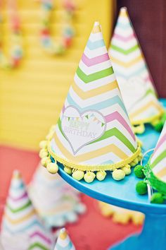 Printable Sweet Shoppe Party Package