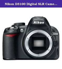 Nikon D3100 Digital SLR Camera Body (Kit Box) No Lens Included - International Version (No Warranty). The Nikon D3100 Digital SLR Camera provides an easy-to-use and affordable entrance to the world of DSLRs. The 14.2-megapixel D3100 has powerful features, such as the enhanced Guide Mode that makes it easy to unleash creative potential and capture memories with still images and full HD video. Other great features include an 11-point autofocus system, 3-inch LCD monitor with Live View…