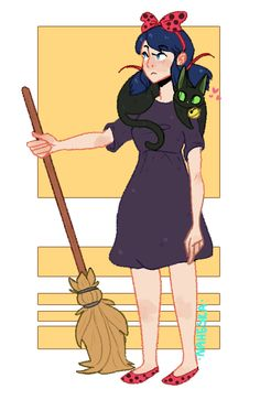 Marinette's Delivery Service