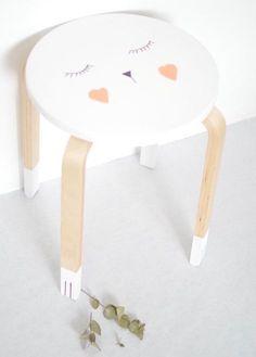 Stuhl verschönerung