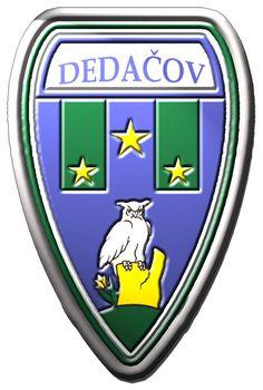 TJ Dedacov , Football logo , Slovakia