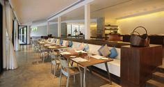 Hilton Shillim Retreat & Spa, India - Green Table Dining