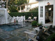 Kleine Pool Ideen, Die Ihre Hinterhof Hangouts Zum Besseren Verändern Werden