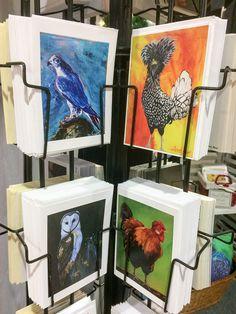 at Holiday Market, November 2016 Holiday Market, Animal Paintings, Gift Guide, November, Greeting Cards, Lovers, Gifts, Animals, November Born