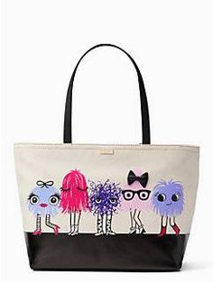 imagination monster party francis by kate spade new york