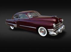 1949 Cadillac Series 61 Fastback