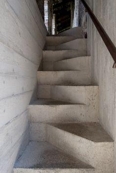Staircase by Carlo Scarpa @ Verona