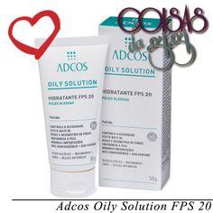 Adcos Oily Solution FPS 20 – Resenha