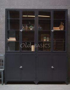 Apothekerskast Demi 4-7021 | Old BASICS