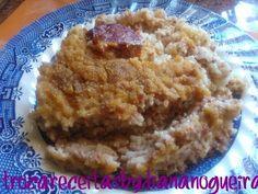 Troca Receitas By Diana Nogueira: Empadão de Carne com Arroz