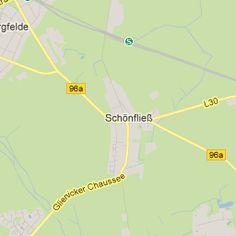 Callejero de Berlín. Mapa de la ciudad