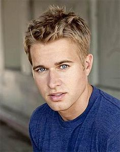"Randy Wayne... he looks better on ""to Save a Life"" but he's still very pretty lol"