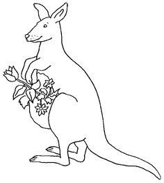 Dibujos para Colorear. Dibujos para Pintar. Dibujos para imprimir y colorear online. Animales 108