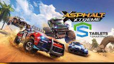Asphalt Xtreme v1.0.8a, confira o novo jogo para celular da Gameloft. Disponível para Android, iOS e Windows Phone. Requer conexão com internet.